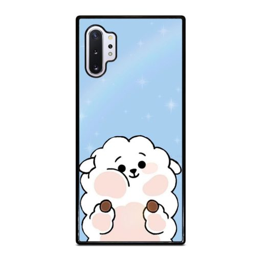 BT21 JIN BTS Samsung Galaxy Note 10 Plus Case