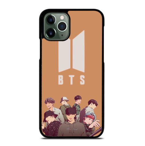 BTS BAND iPhone 11 Pro Max Case