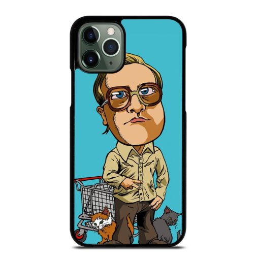 BUBBLES FROM TRAILER PARK BOYS iPhone 11 Pro Max Case
