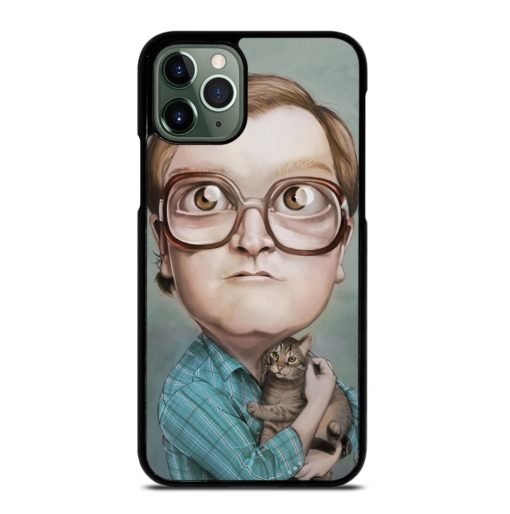 BUBBLES TRAILER PARK BOYS CAT iPhone 11 Pro Max Case