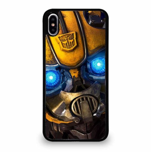 BUMBLEBEE BLUE EYES iPhone XS Max Case