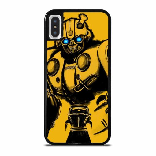 BUMBLEBEE CHARACTER iPhone X/XS Case Cover