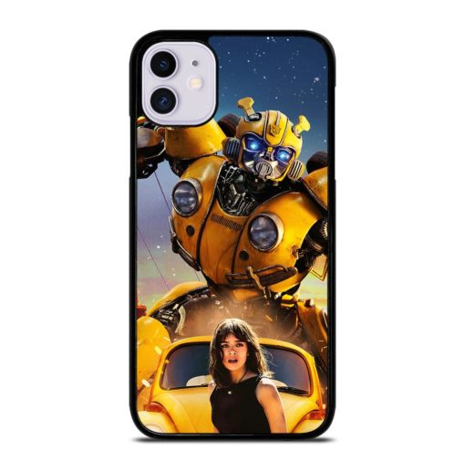 BUMBLEBEE THE TRANSFORMERS iPhone 11 Case