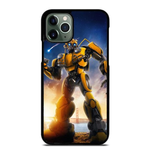 BUMBLEBEE TRANSFORMERS UNIVERSE AUTOBOT iPhone 11 Pro Max Case