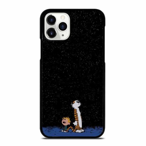CALVIN AND HOBBES iPhone 11 Pro Case