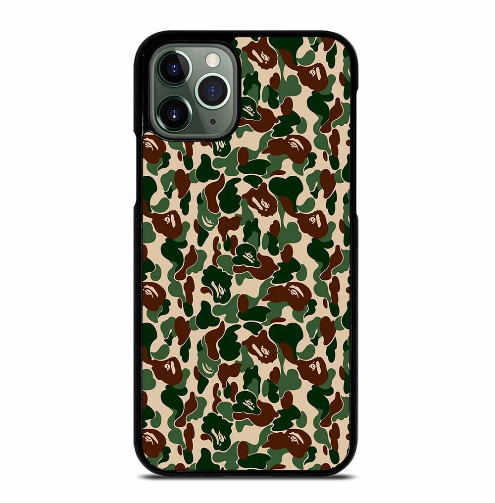 CAMOUFLAGE iPhone 11 Pro Max Case