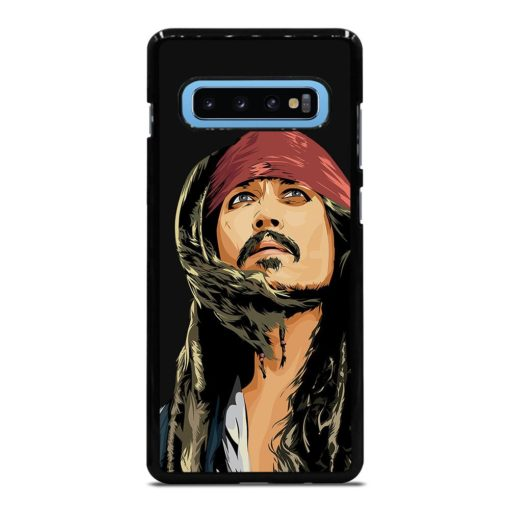 Captain Jack Sparrow Samsung Galaxy S10 Plus Case