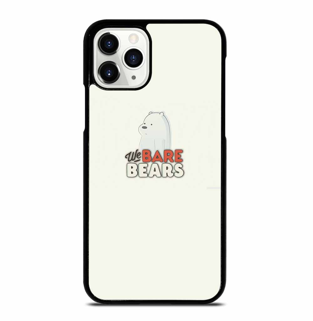 CARTOON WE BARE BEARS iPhone 11 Pro Case