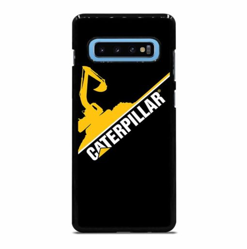 CATERPILLAR TRACTOR LOGO Samsung Galaxy S10 Plus Case