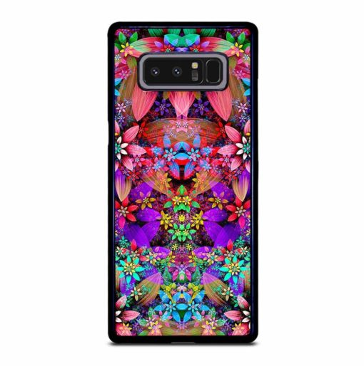 CHAMELEON FLOWER Samsung Galaxy Note 8 Case