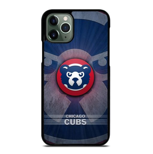 Chicago Cubs Icon iPhone 11 Pro Max Case