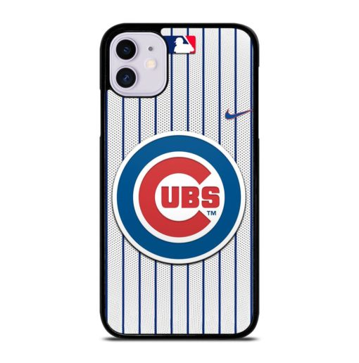 Chicago Cubs Jersey iPhone 11 Case