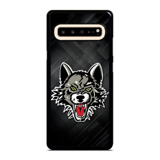 Chicago Wolves Logo Samsung Galaxy S10 5G Case