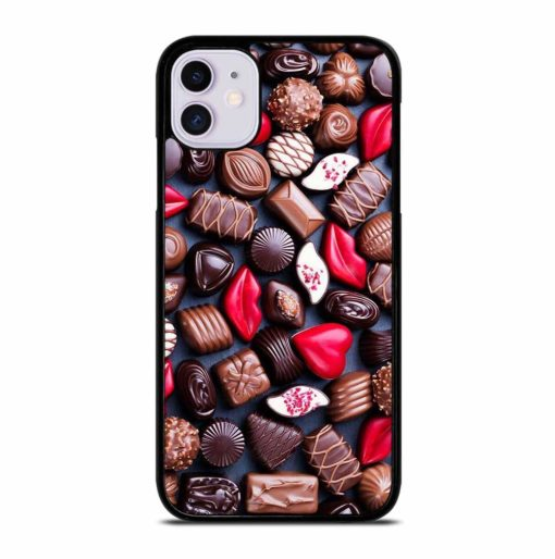 CHOCOLATE CANDY iPhone 11 Case