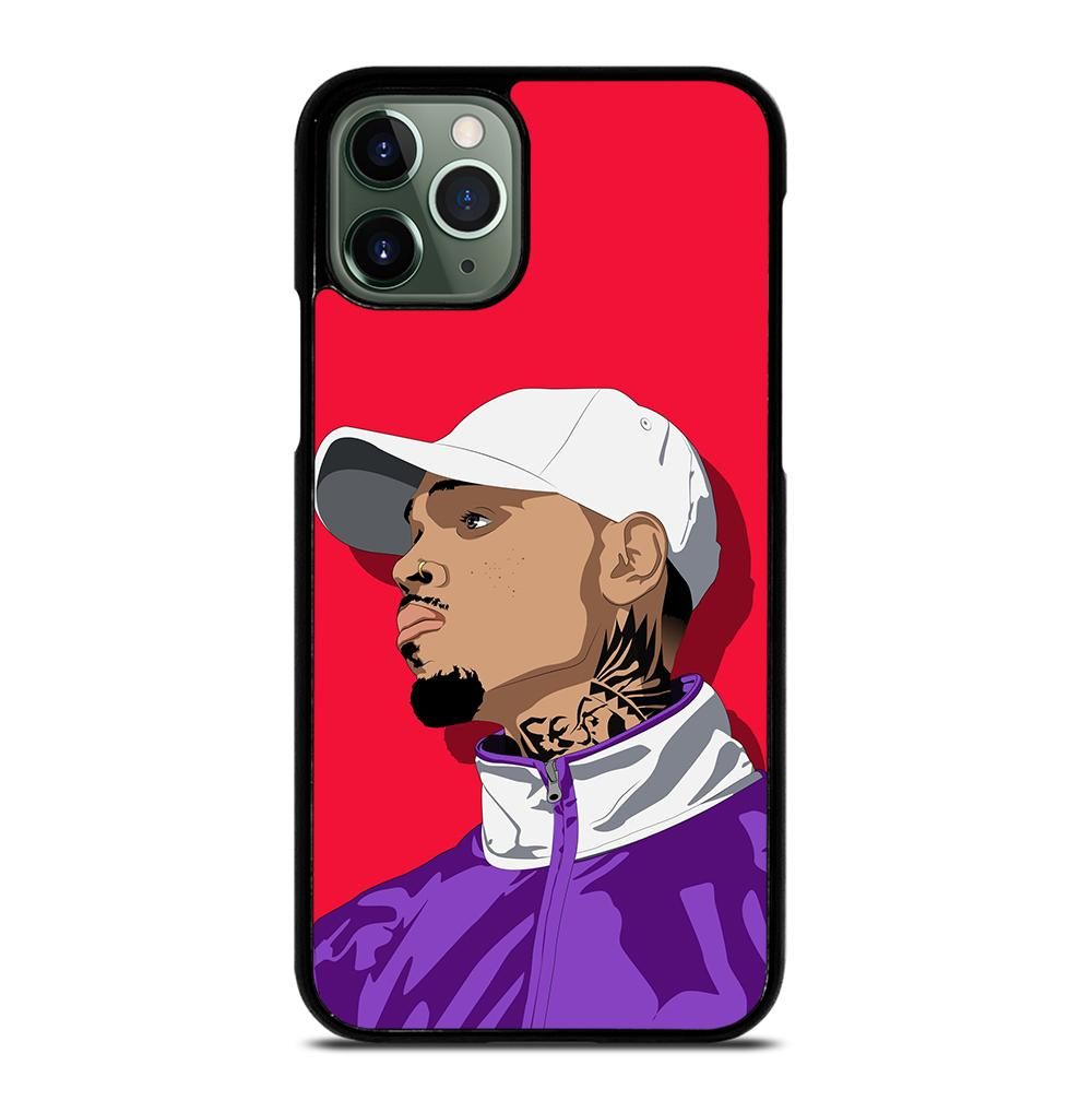 CHRIS BROWN ANIMATED iPhone 11 Pro Max Case