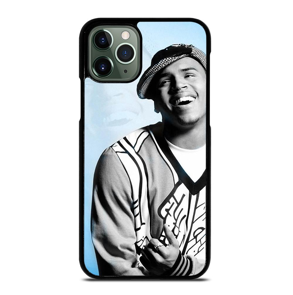 CHRIS BROWN SMILE iPhone 11 Pro Max Case