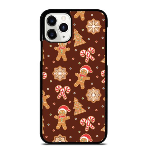 CHRISTMAS GINGERBREAD CANDY iPhone 11 Pro Case
