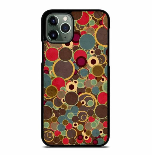 CIRCLE VINTAGE iPhone 11 Pro Max Case