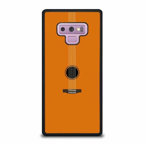 CLASSICAL GUITAR ACOUSTIC Samsung Galaxy Note 9 Case