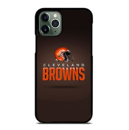 Cleveland Browns NFL iPhone 11 Pro Max Case