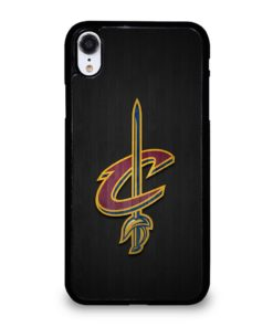 CLEVELAND CAVALIERS LOGO iPhone XR Case