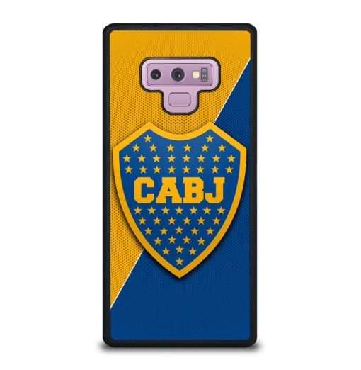 Club Atletico Boca Juniors Samsung Galaxy Note 9 Case