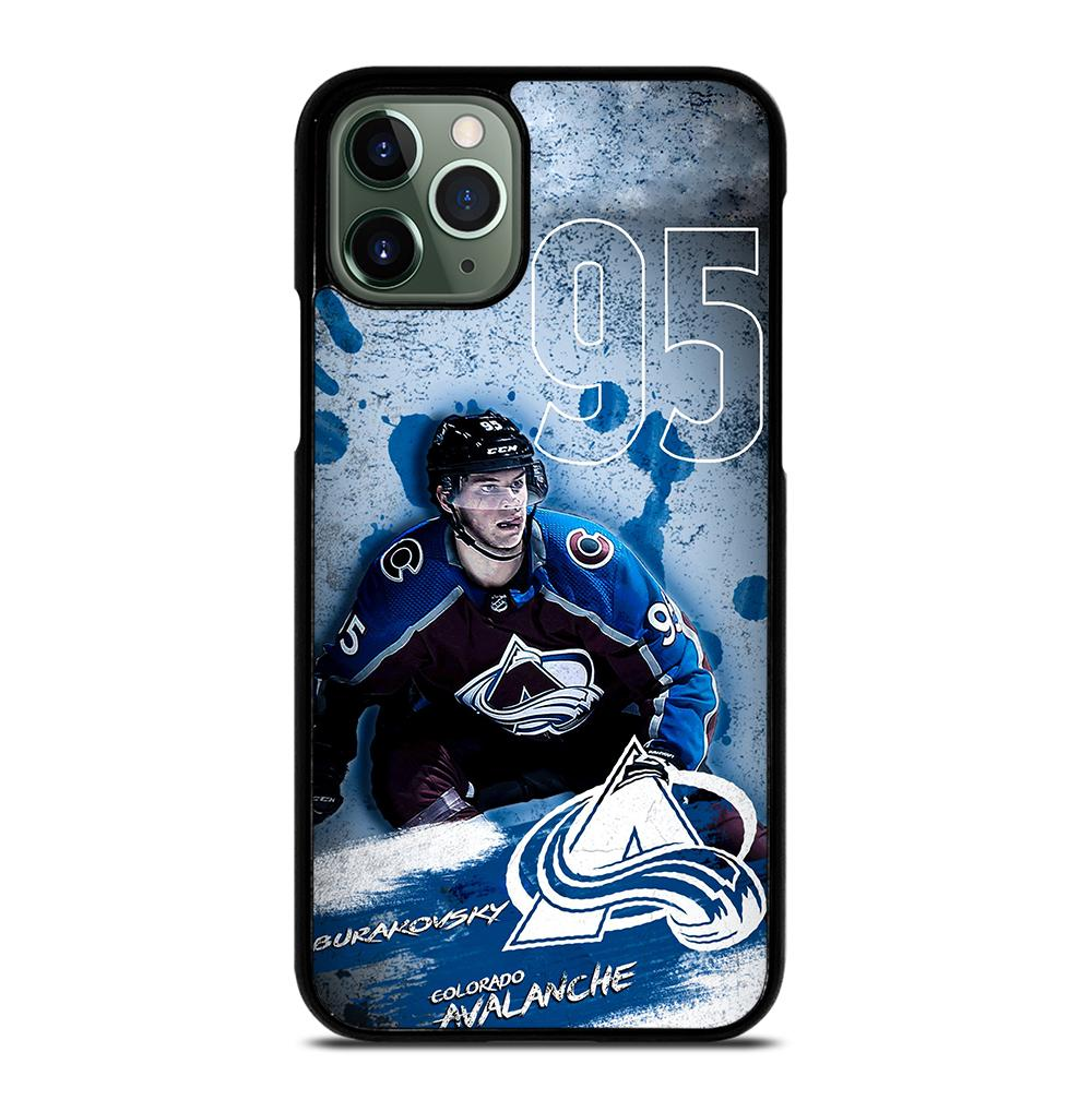 Colorado Avalanche Burakovsky iPhone 11 Pro Max Case