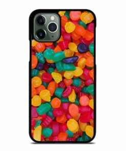 COLORFUL GUMMY CANDY iPhone 11 Pro Max Case