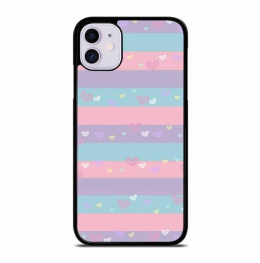 COLORFUL LOVE SYMBOL iPhone 11 Case