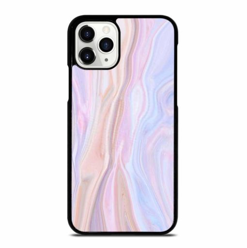 COLORFUL NATURAL TEXTURE OF MARBLE PATTERN iPhone 11 Pro Case