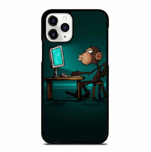 COMPUTER HACKING iPhone 11 Pro Case