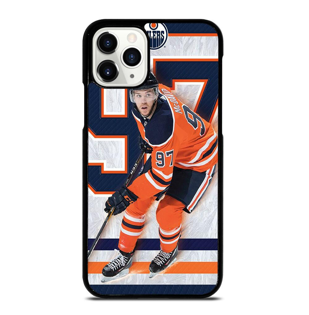 Connor McDavid Oilers iPhone 11 Pro Case