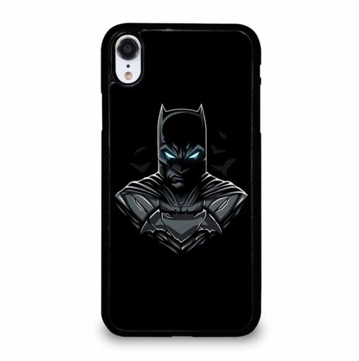 COOL BATMAN FACE iPhone XR Case Cover