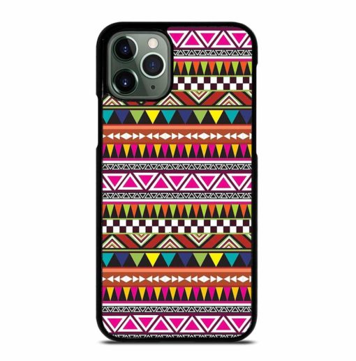 CORAL TRIBAL AZTEC iPhone 11 Pro Max Case