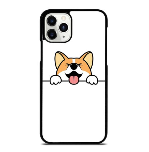 CORGI DOG PAWS iPhone 11 Pro Case