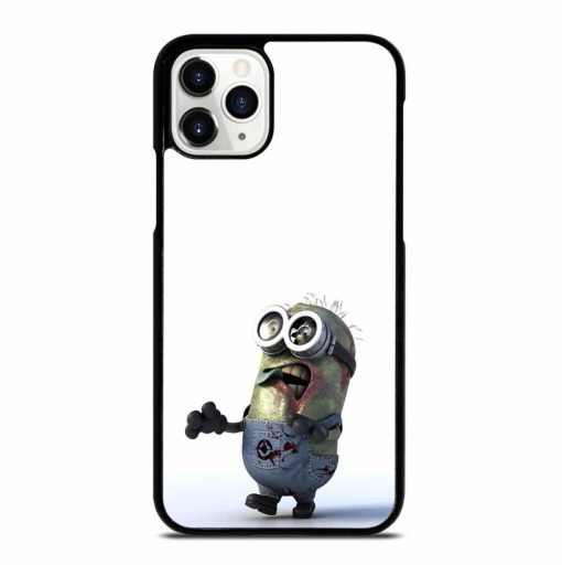CRAZY MINIONS ZOMBIE iPhone 11 Pro Case