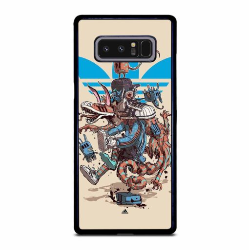 CREATIVE ADIDAS LOGO Samsung Galaxy Note 8 Case