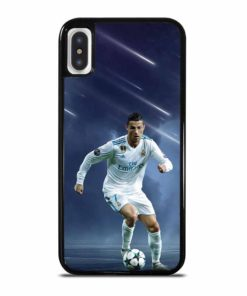 CRISTIANO RONALDO REAL MADRID iPhone X / XS Case