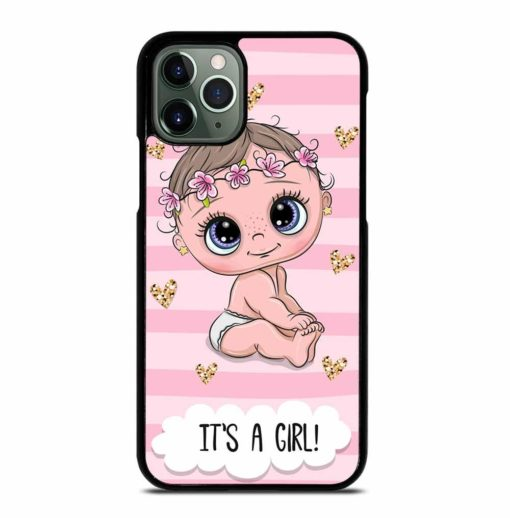 CUTE BABIES GIRL iPhone 11 Pro Max Case