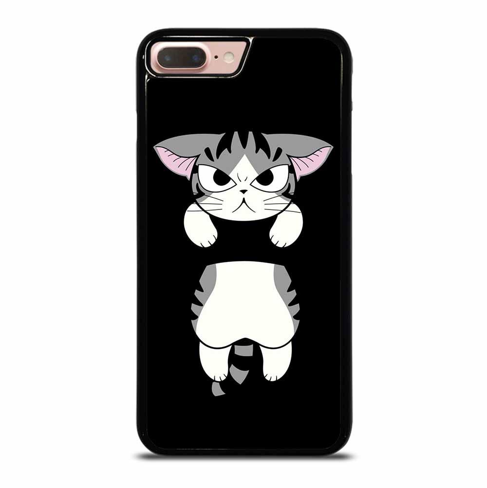 CUTE BABY BLACK CAT iPhone 7/8 Plus Case