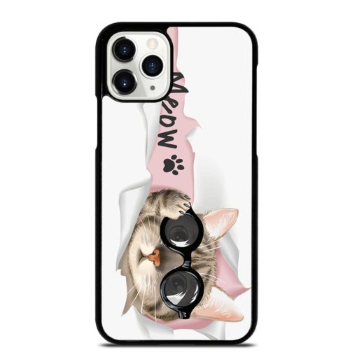 CUTE CAT KITTY MEOW iPhone 11 Pro Case
