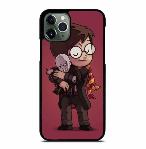 CUTE HARRY POTTER CHARACTERS iPhone 11 Pro Max Case