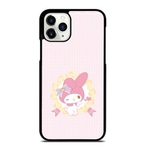 CUTE PINK MELODY iPhone 11 Pro Case