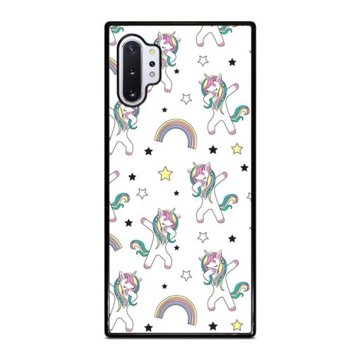 DABBING UNICORN SEAMLESS Samsung Galaxy Note 10 Plus Case