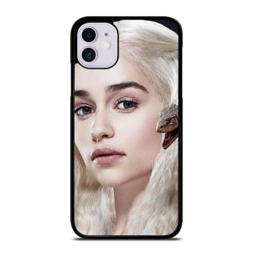 DAENERYS TARGARYEN DRAGON iPhone 11 Case