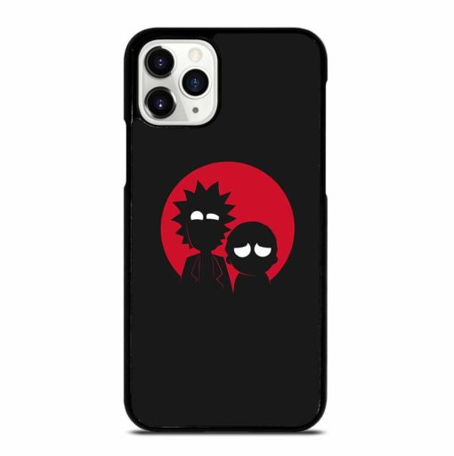DARK RICK AND MORTY iPhone 11 Pro Case