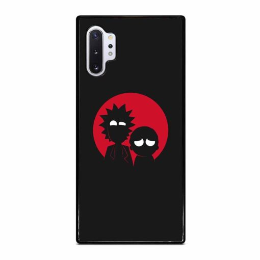 DARK RICK AND MORTY Samsung Galaxy Note 10 Plus Case