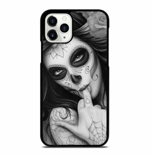DAY OF THE DEAD SKULL iPhone 11 Pro Case