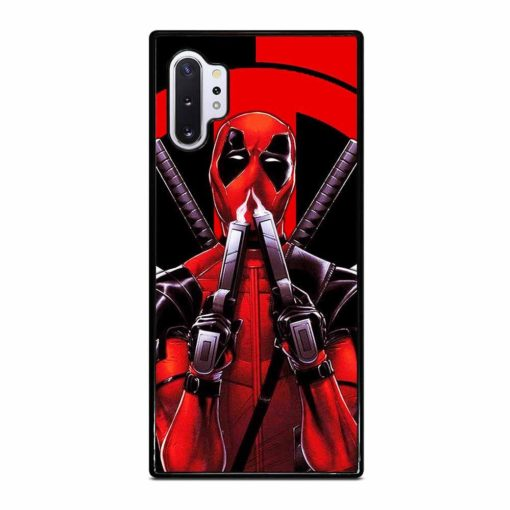 DEADPOOL AND THE BLACK PANTHER Samsung Galaxy Note 10 Plus Case
