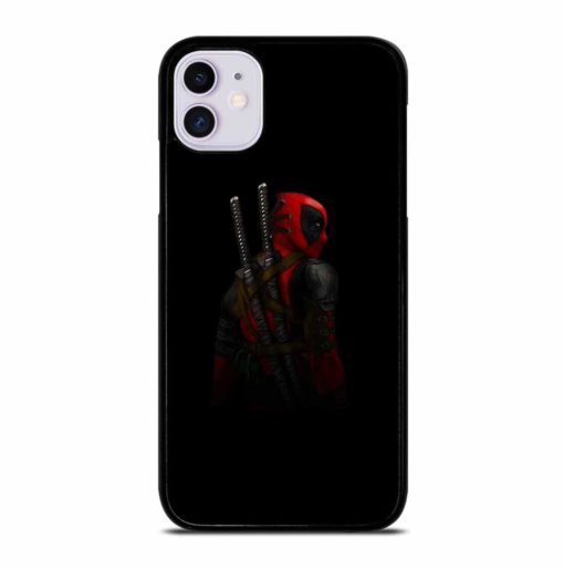 DEADPOOL BACK IN BLACK iPhone 11 Case